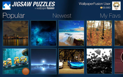 Jigsaw Puzzles+