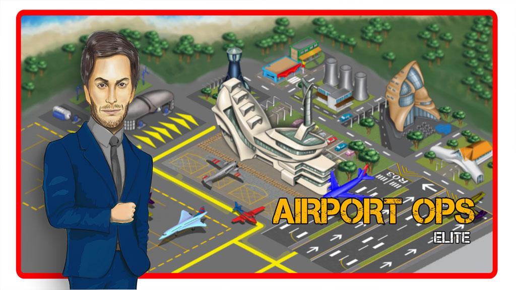 Airport Ops - Management Saga- screenshot