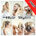 Hair Styles PRO (Step by Step)
