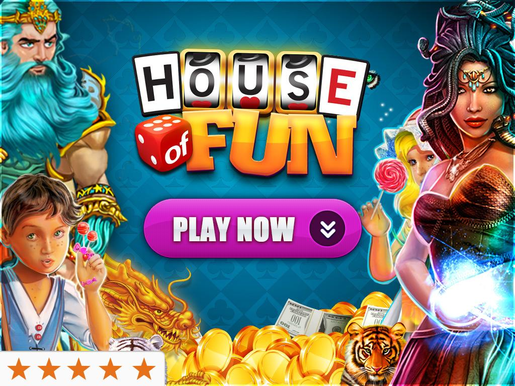 Slots - House of Fun - screenshot