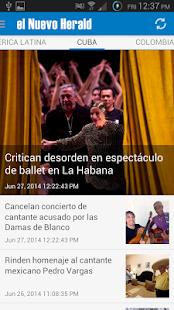 el Nuevo Herald - náhled