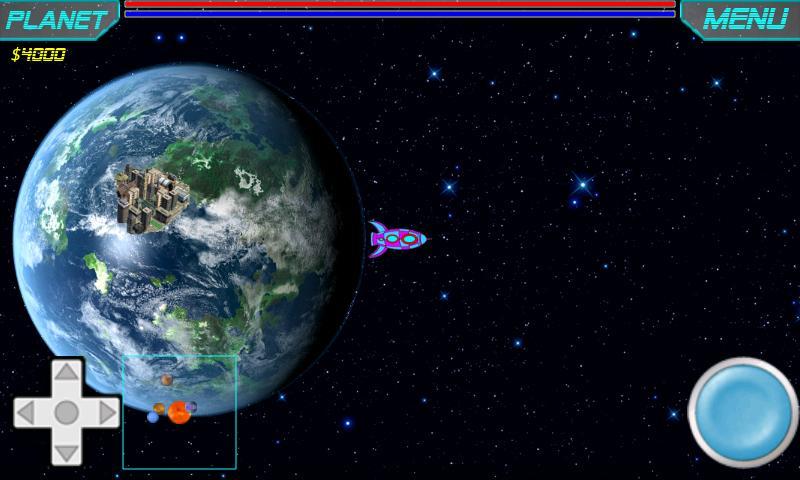 GalactiConquer- screenshot