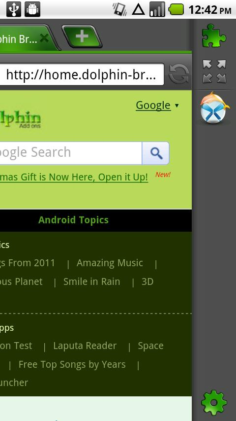 Xmarks for Dolphin *Premium- screenshot