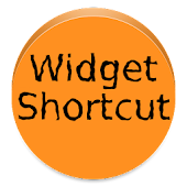 Widget Shortcut