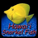 Hawaii Snorkel Fish logo