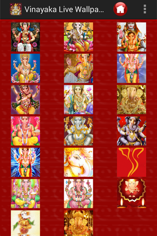 Vinayaka Live Wallpapers