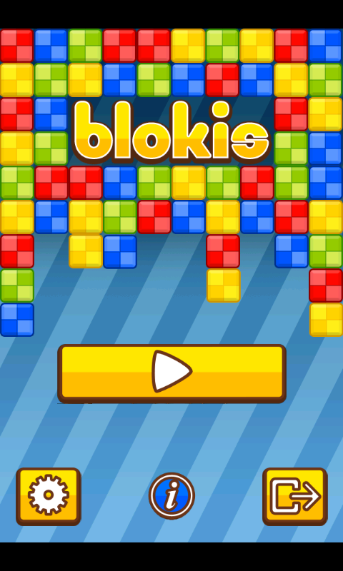 Blokis - screenshot