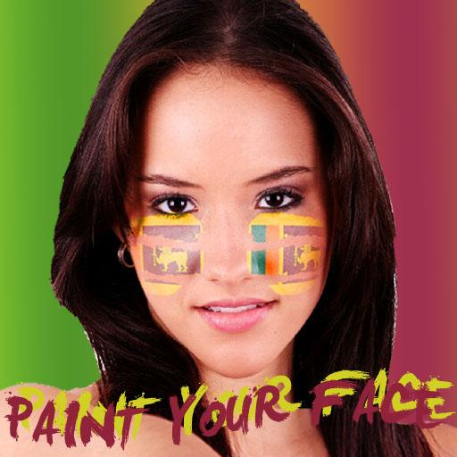 Paint your face Sri Lanka 運動 App LOGO-APP試玩