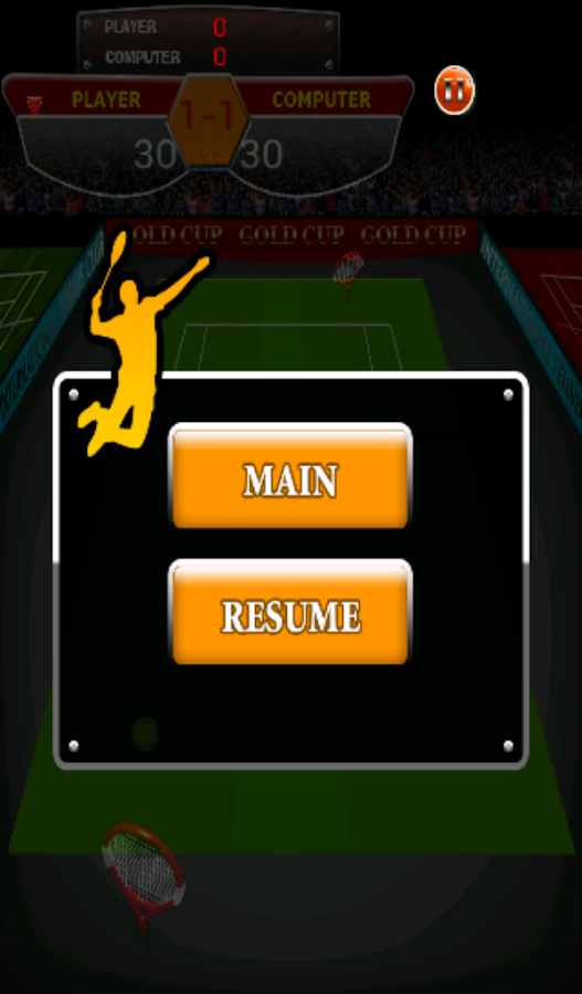 игры онлайн теннис