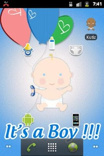 Kutiz Live Wallpaper- screenshot thumbnail