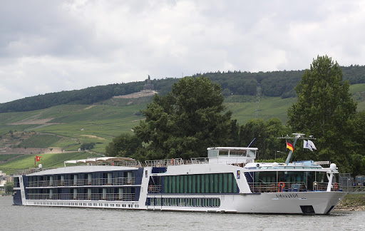 AmaVerde on a European river cruise. The luxury river cruise ship explores the romantic Danube, including Jewish Heritage tours.