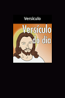 Screenshot of Daily Verse in Portuguese