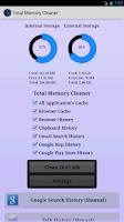 Screenshot of Total Memory Cleaner Free