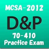 70-410 MCSA-2012 Practice Exam