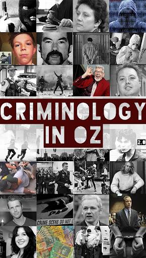 Criminology In Oz