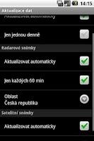 Screenshot of Meteoservis