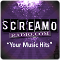 ScreamoRadio.com logo