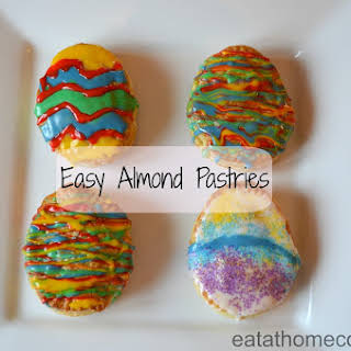 Easy Almond Pastries.