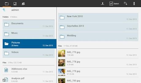 HiDrive Screenshot 13