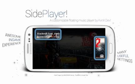 SidePlayer Screenshot 1