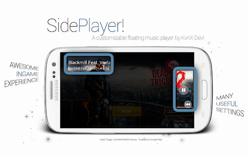 SidePlayer Screenshot 1