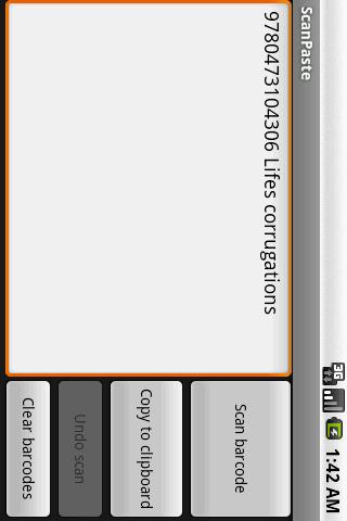ScanPaste- screenshot