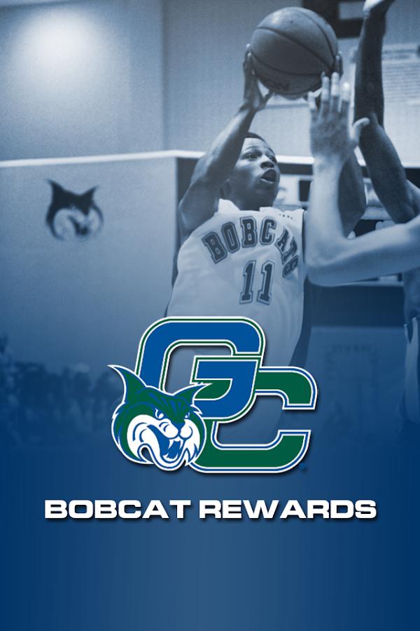 Georgia College Bobcat Rewards - screenshot
