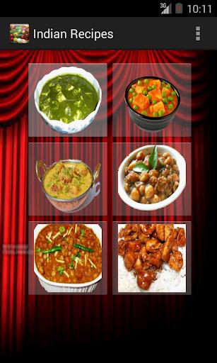 【免費健康App】Indian Recipes-APP點子