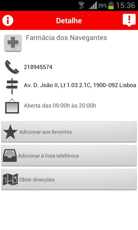 Números Úteis - screenshot