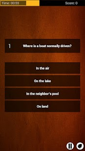 Quiz Burner (Trivia) - screenshot thumbnail