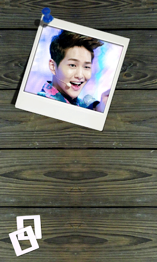 SHINee Onew Live Wallpaper 06