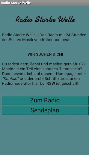 Radio Starke Welle