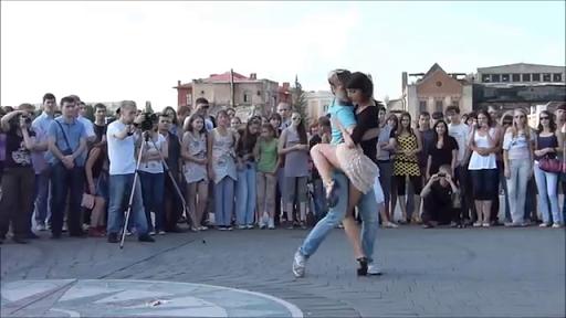 Sexy Bachata Dance in Russia