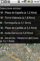 Screenshot of TDT Espana