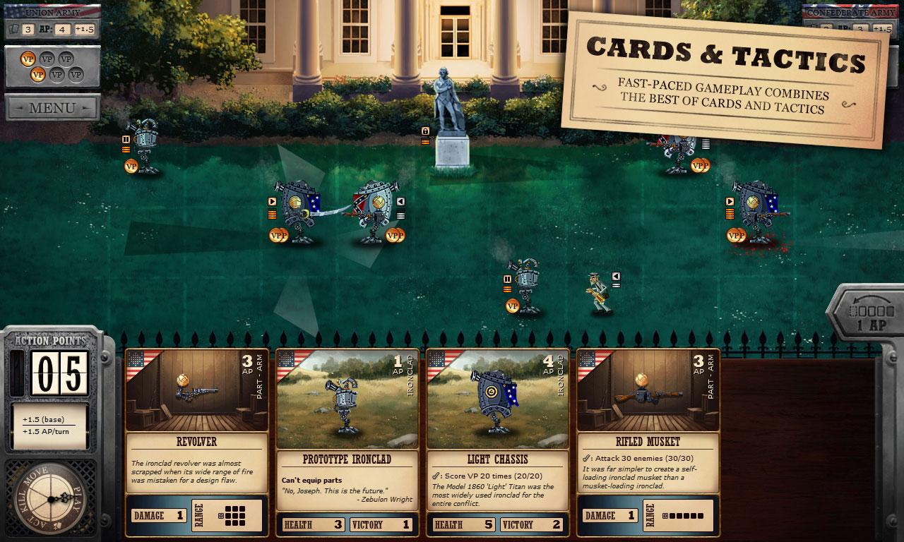 Ironclad Tactics- screenshot