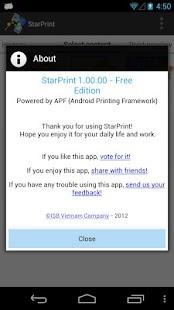 StarPrint - Mobile Print App - screenshot thumbnail