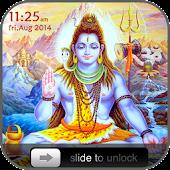 Shiva Lock Screen