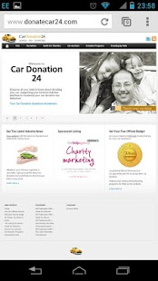 Donate Your Car - screenshot thumbnail