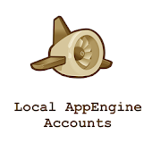 Local AppEngine Accounts