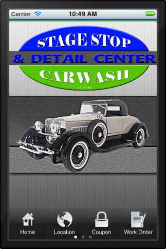 Stage Stop Carwash Detailing