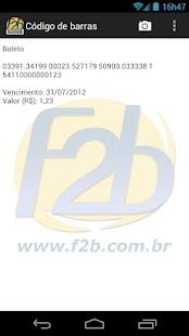 F2b Reader- screenshot thumbnail