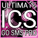 Pink Bubblegum GO SMS Theme logo