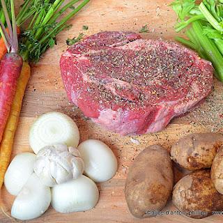 Mediterranean Slow Roasted Pot Roast