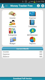 Money Tracker Free - Expense - screenshot thumbnail