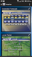 Screenshot of KEYC TV News 12