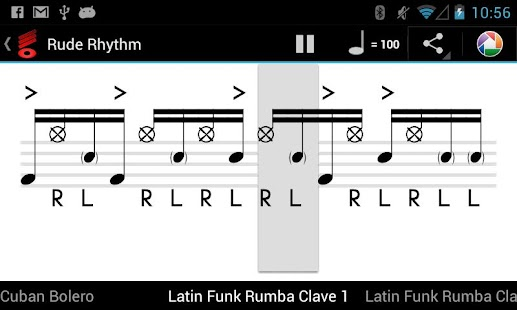 Rude Rhythm - Drum Dictionary- screenshot thumbnail