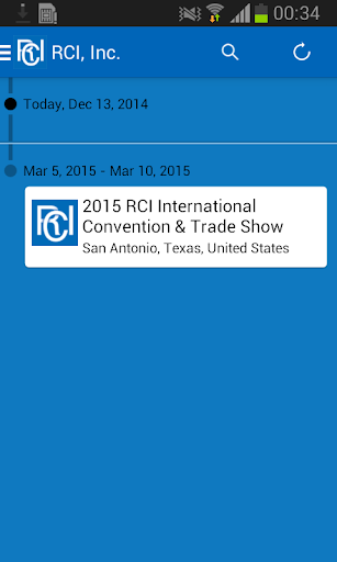 【免費商業App】RCI, Inc. Convention-APP點子