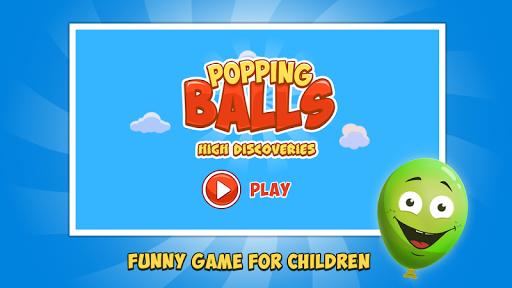 Pop Balloons - Baby game Free