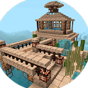 Block Castle Craft 3D icon