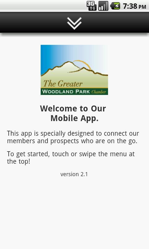 Greater Woodland-Park Chamber- screenshot